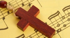 Cross and music
