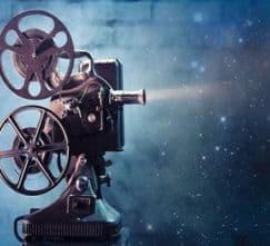 macchina cinema